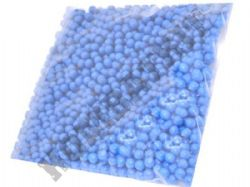 5000 x 6mm x 12g Blue Polished Airsoft BB Gun Pellets in Bag Kombatkit Premium Grade